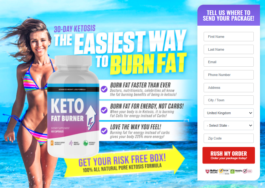 Keto Fat Burner